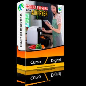 Cocina Express con Airfryer
