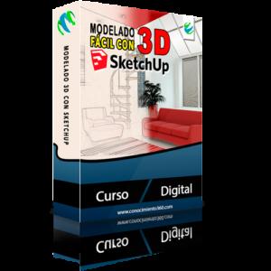 Modelado 3D con Sketchup